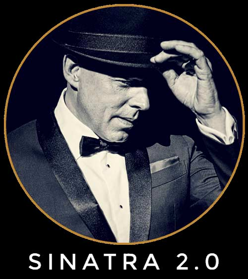 """No force on earth can bring back Sinatra but it CAN bring back THE VOICE..."""